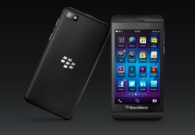 Blackberry acepta que el lanzamiento de Z10 ha sido un fracaso