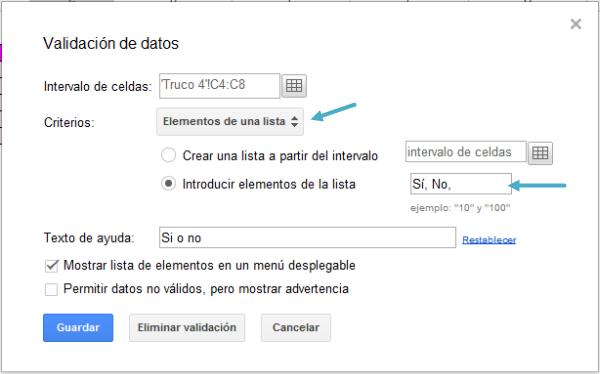 Tutorial] 7 Trucos para las Hojas de Cálculo de Google Drive ...
