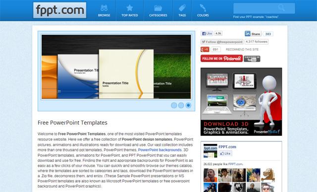 fppt ms de 3000 plantillas de powerpoint gratis para presentaciones