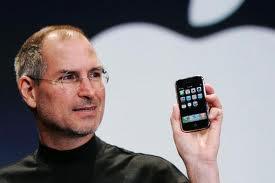 Presentacion de Steven Jobs del Iphone