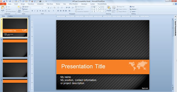 presentacion de power point