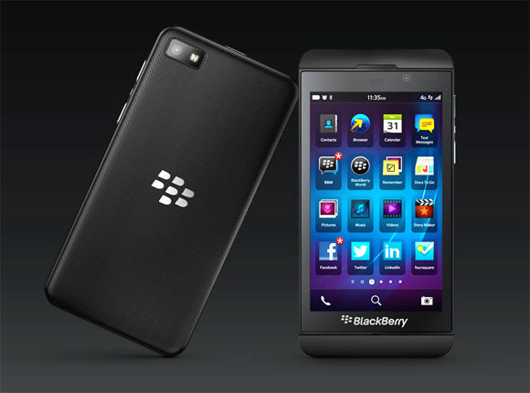 Backberry  Z10