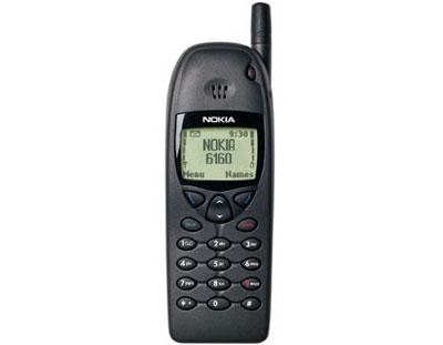 1998 Nokia6160