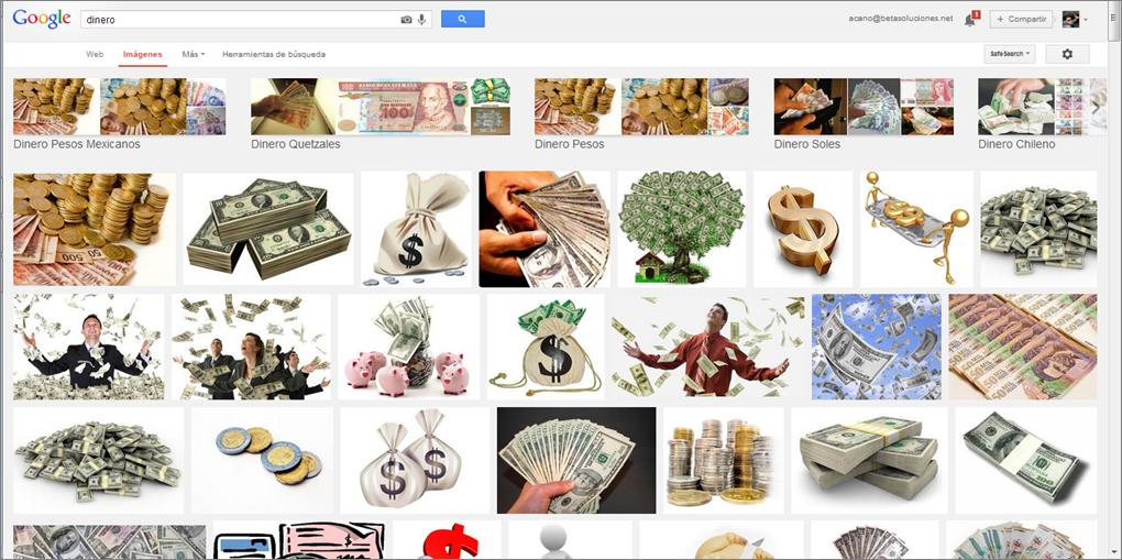 Google resultados 1
