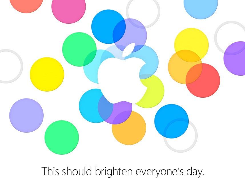 Apple keynote september 10