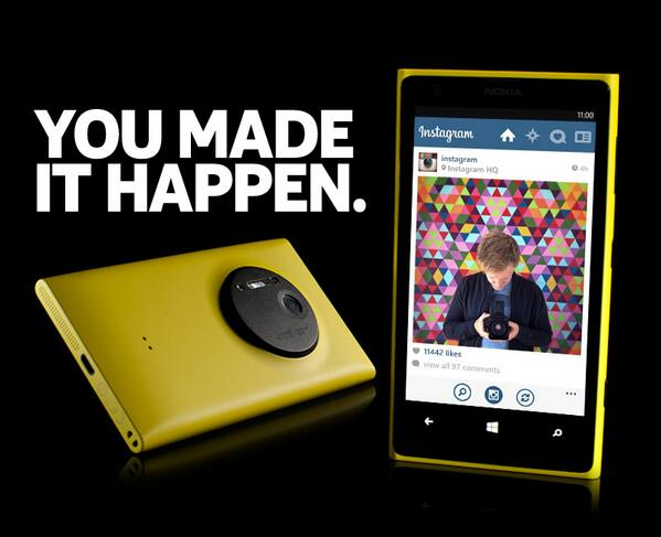 Instagram-WindowsPhone