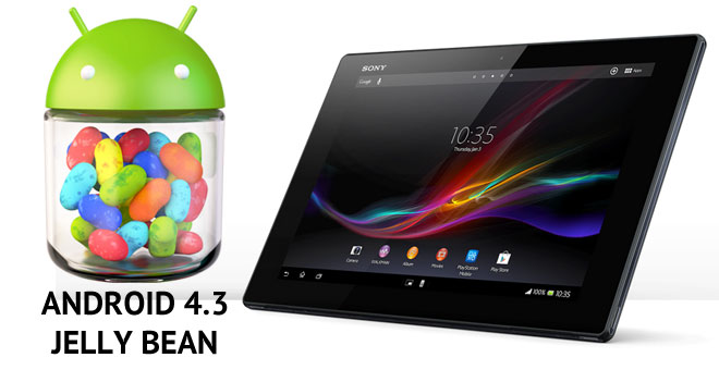 android 4.3 xperia