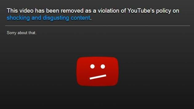 youtube borra sirio