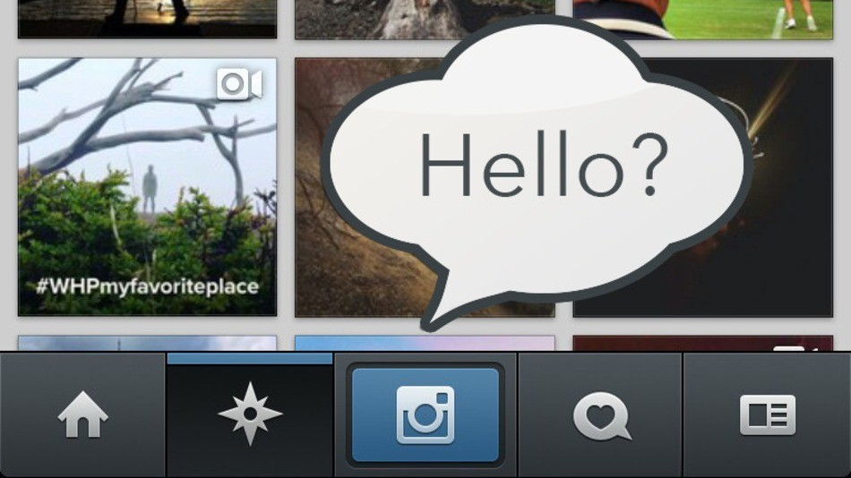 mensajes en instagram