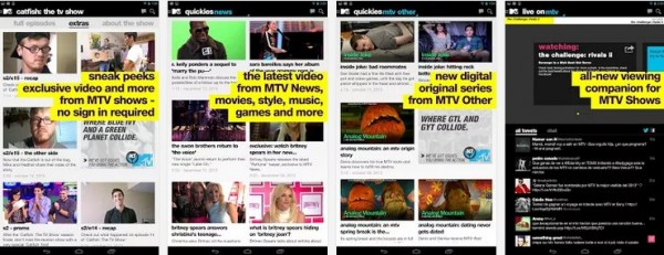 mtv android