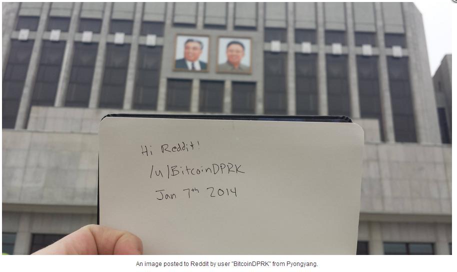 bitcoin corea del norte