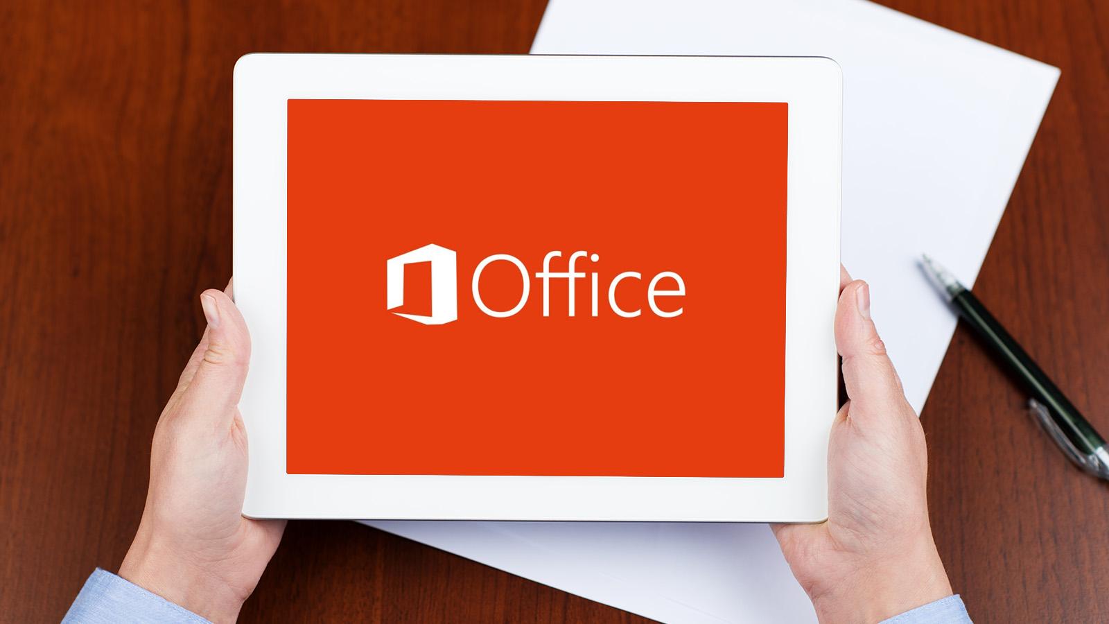 Microsoft Revela Nuevo Office Touch Moderno En Un Documento