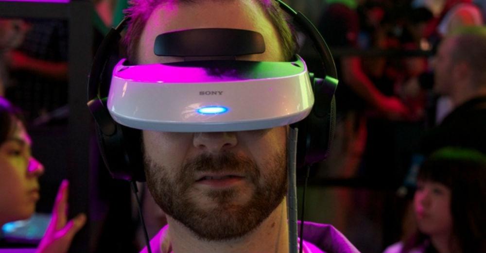 Gafas SOny VR
