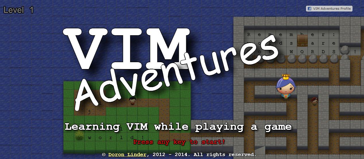VimAdventure