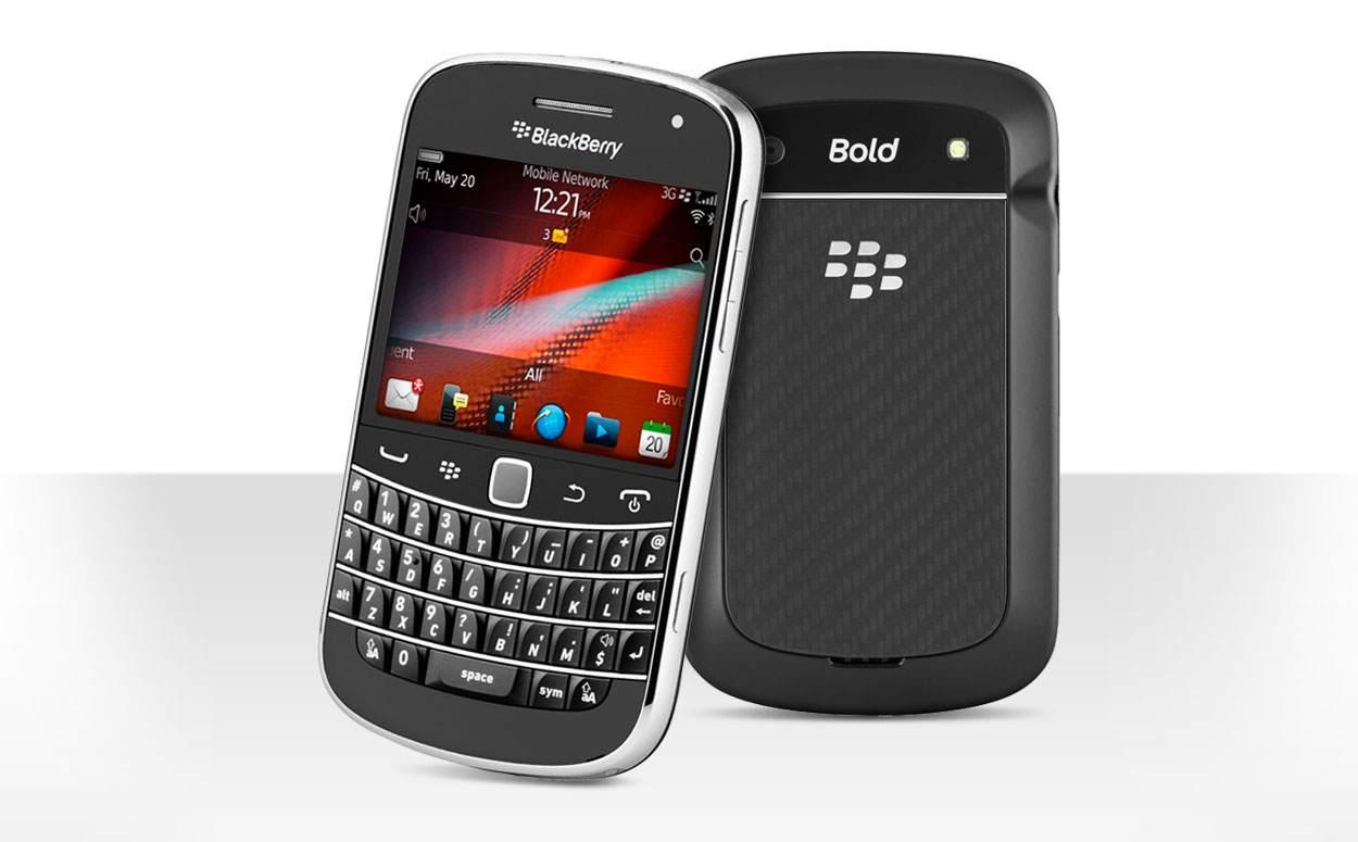 blackberry bold-9900 regresa
