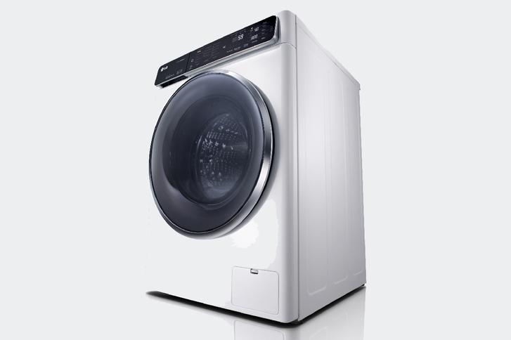 Lg presenta una lavadora con tecnolog a nfc social geek for Funcion de la lavadora