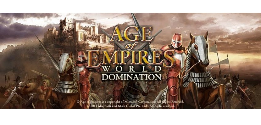 Age Of Empires: World Domination llagará a iOS, Android y Windows