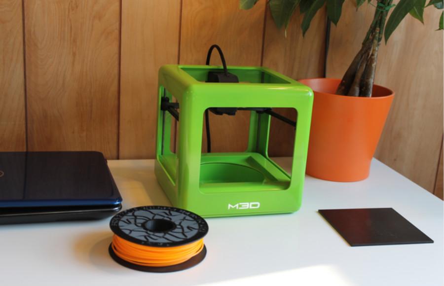 Micro La Primera Impresora 3d Dise Ada Para Todos Que