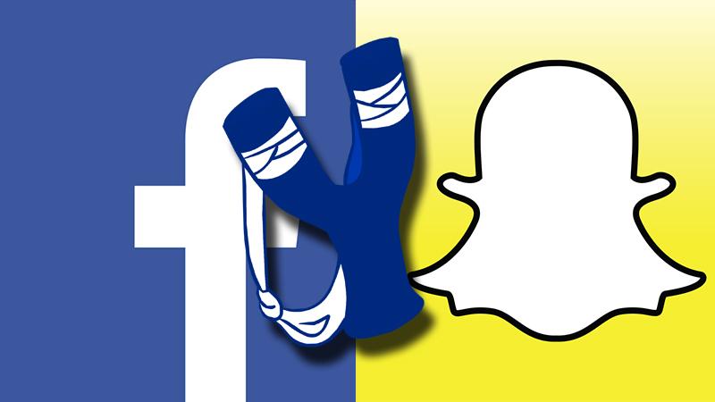 Facebook-Snapchat Slingshot