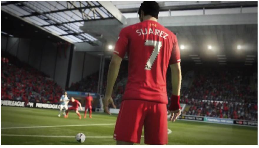 Fifa 15 Teaser