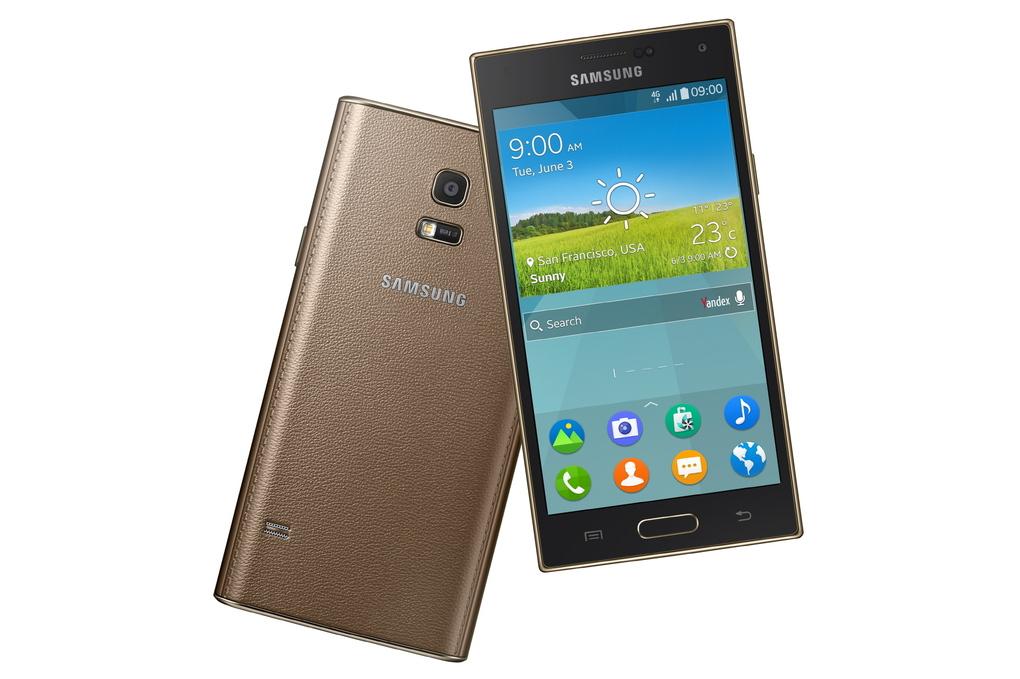 Samsung Z Tizen colombia