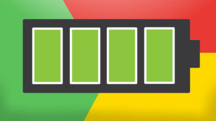 Chrome fallo batería