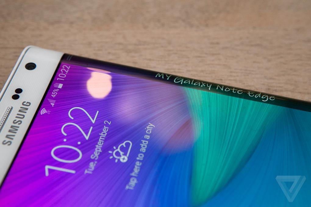 Galaxy Note Edge pantalla borde (6)