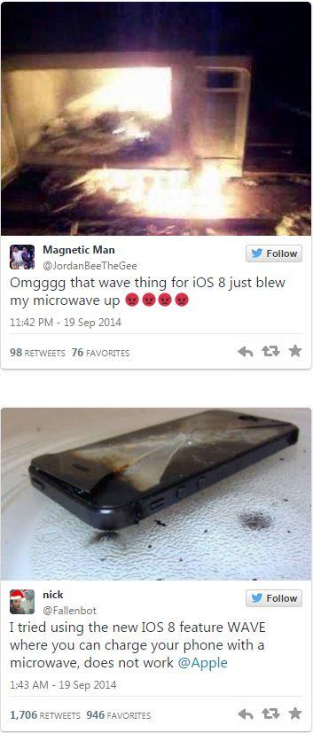 iphone troll