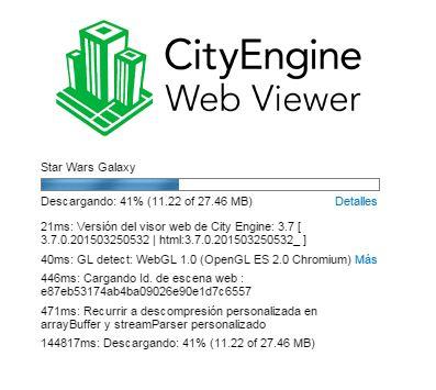CityEngineWebViewer