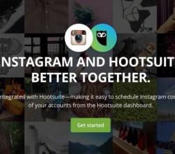 Instagram Hootsuite