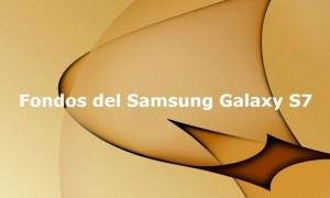 Fondos galaxy s7