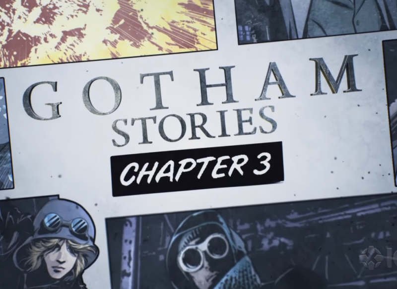 Gotham Stories Episodio 3 Social Geek