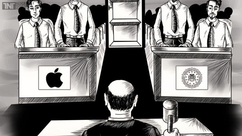 Apple VS FBI: Más de 40 compañías respaldan la postura de ...