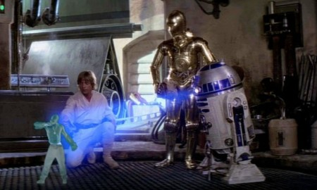 Hologram Star Wars