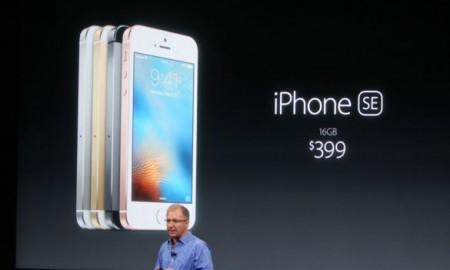iPhone SE precio