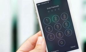 iphone ios pin code