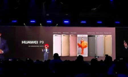 P9 y P9 Plus Huawei