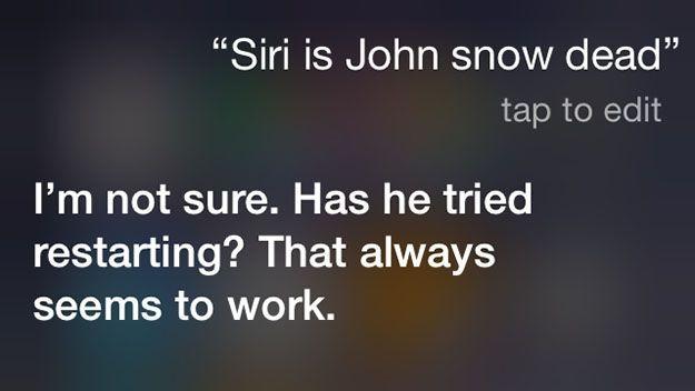 Siri_John_Snow