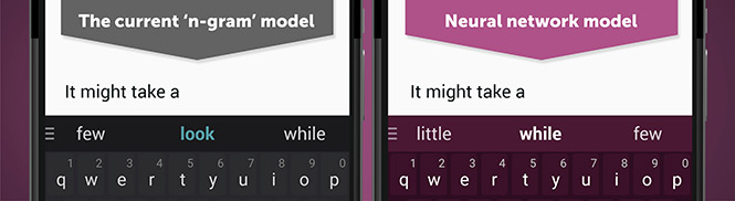 Swiftkey vs Neural