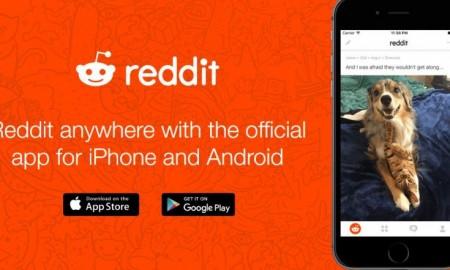 reddit oficial app