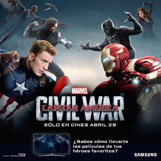 Civil War Samsung
