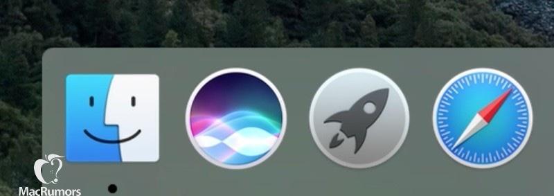 Siri en Mac OS X