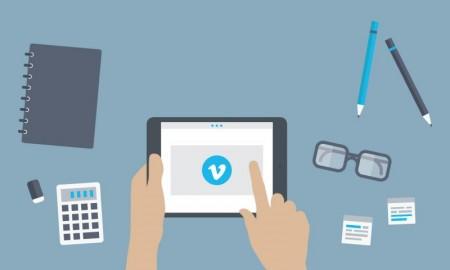 Vimeo-Tablet