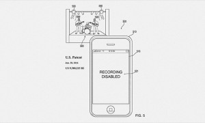 Apple recording-disabled-patent