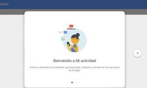 Google Mi actividad