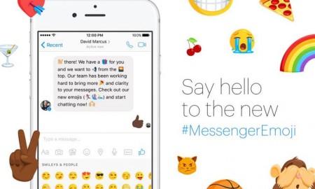 New Messenger emojis