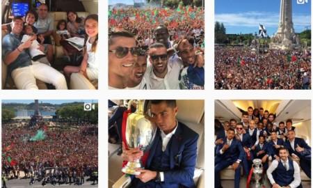 Eurocopa redes sociales
