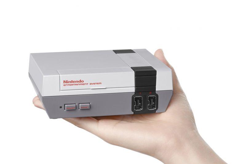 Nintendo Presenta La Nueva Mini Nes Con Los 30 Mejores Juegos