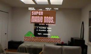 Mario Bros HoloLens