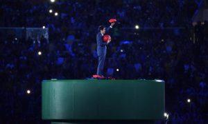 Mario juegos olimpicos tokio